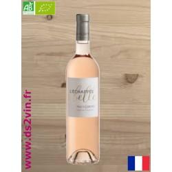 Côtes de Provence - L'Echappée Belle rosé Bio - Mas de Cadenet Magnum