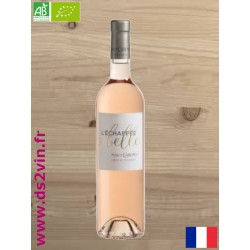 Côtes de Provence | L'Echappée Belle rosé Bio | Mas de Cadenet Jéroboam 3L