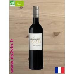 Côtes de Provence - L'Echappée Belle rouge Bio - Mas de Cadenet 75cl