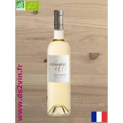 Côtes de Provence - L'Echappée Belle blanc Bio - Mas de Cadenet 75cl