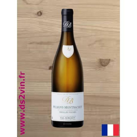 Puligny Montrachet Vieilles Vignes blanc - Domaine Borgeot - 75cl