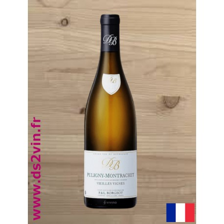 Puligny Montrachet Vieilles Vignes | Domaine Borgeot | Blanc 75cl