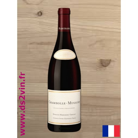 Chambolle Musigny rouge 2014 | Domaine Marchand Grillot - 75cl