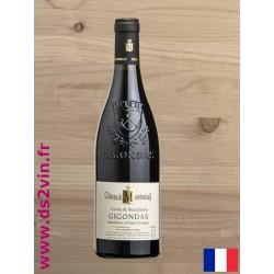 Gigondas Cuvée de Beauchamp rouge 2017 - Château de Montmirail - 75cl