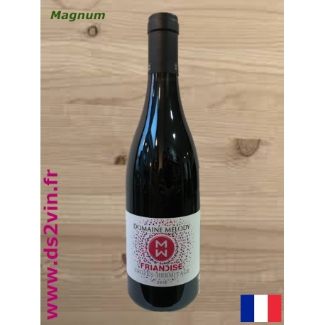Magnum Crozes-Hermitage Friandise rouge | Domaine Melody | 150cl