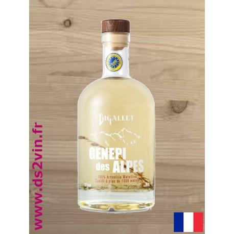Genépi des Alpes - Bigallet - 50cl