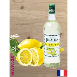 Sirop de Citronnade - Bigallet - 1 litre