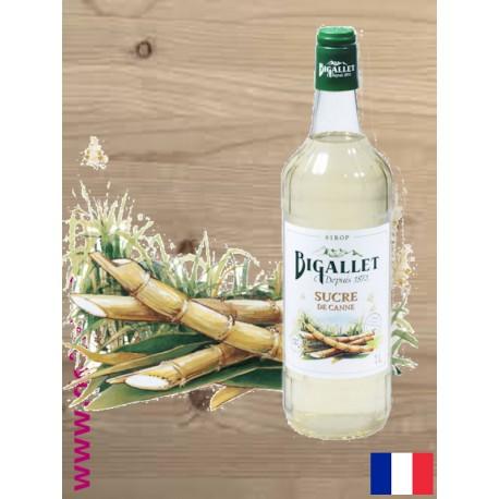Sirop de Sucre de Canne - Bigallet - 1 litre