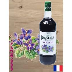 Sirop de Violette - Bigallet - 1 litre