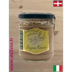 Bagna cauda Condiment à base d'anchois et d'ail - Tealdi - 180g