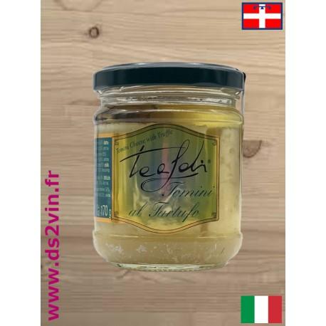 Fromage Tomini à la truffe - Tealdi - 170g