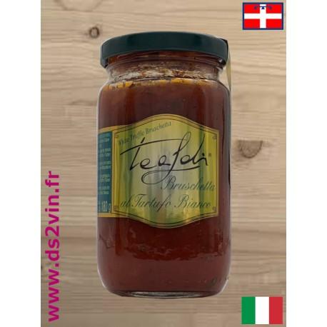 Bruschetta à la truffe blanche - Tealdi - 180g