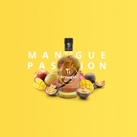 Rhum Arrangé Mangue Passion - Les Rhums de Ced - 35cl