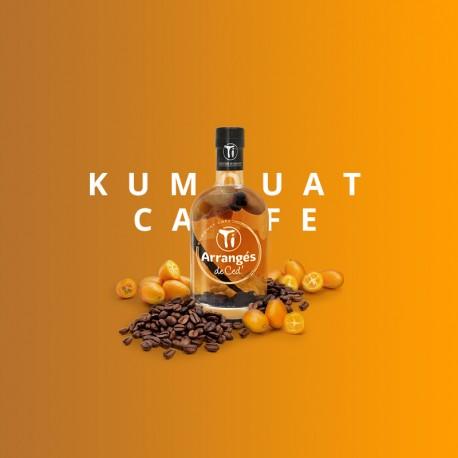 Rhum Arrangé Kumquat Café - Les Rhums de Ced - 35cl