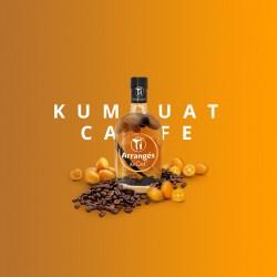Rhum Arrangé Kumquat Café - Les Rhums de Ced - 70cl