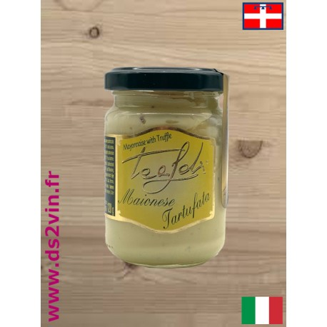 Mayonnaise à la truffe - Tealdi - 120g