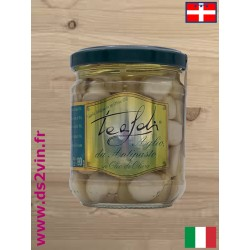 Ail à l'huile d'olive - Tealdi - 190g