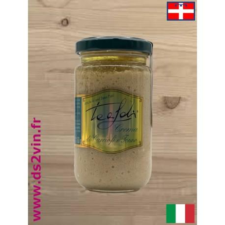 Crème d'artichauts et thon - Tealdi - 180g
