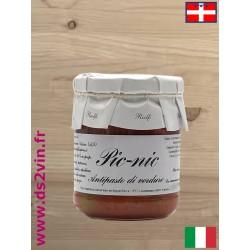 Pic-Nic Antispasto de légumes - Riolfi Sapori - 190g
