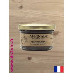 Affinade aux olives de Nyons - Les Combes Chauves - 90g