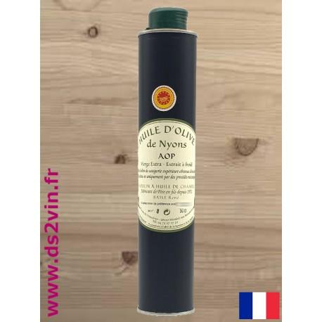 Huile d'olive de Nyons - Le Moulin de Chameil - 50cl