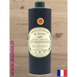 Huile d'olive de Nyons - Le Moulin de Chameil - 1L