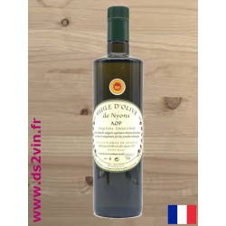 Huile d'olive de Nyons - Le Moulin de Chameil - 75cl