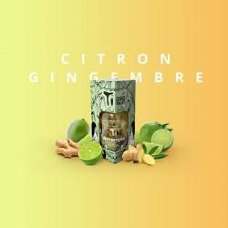 Rhum Arrangé Gang de Meufs Citron Gingembre - Les Rhums de Ced - 70cl