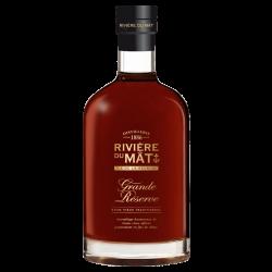 Rhum Rivière du Mât Grande Réserve - Rhum Vieux Traditionnel - 70cl 40°