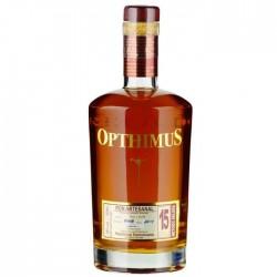 Rhum Opthimus 15 ans - 70cl 38°