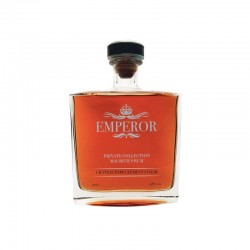Rhum Emperor Private Collection - Château Pape Clément Finish - 70cl 42°