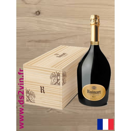 Jéroboam Champagne Ruinart R - Maison Ruinart - 300cl