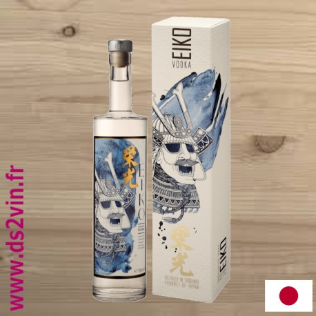 Vodka Japonaise Eiko - 70cl 40°