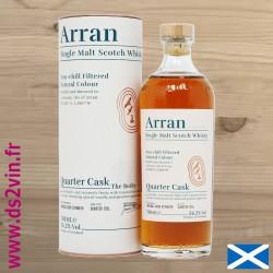 Whisky Arran Quarter Cask - The Bothy - 70cl 56.2°