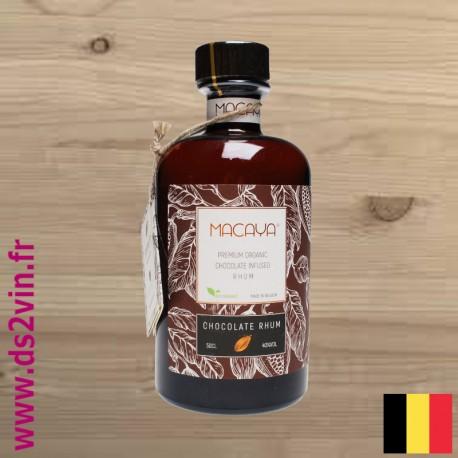 Rhum Macaya - Chocolate Infused - 50cl 40°