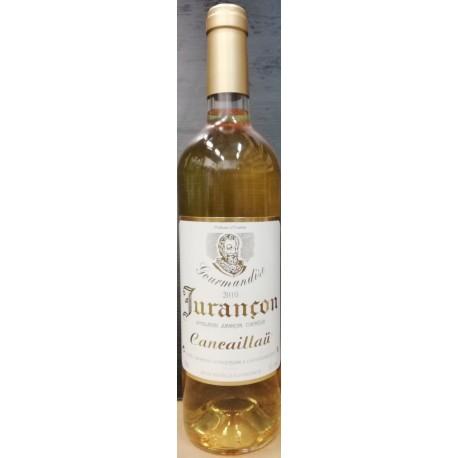 """Jurançon Cancaillaü """"Gourmandise"""" - Barrère Viticulteurs"""