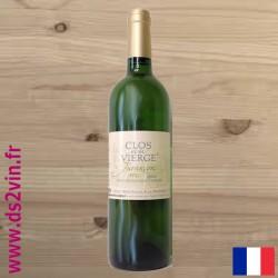 Jurançon sec clos d la vierge - Earl Barrère viticulteurs - blanc sec 75cl