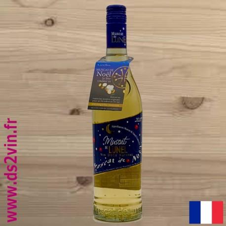 Muscat de Noel 2020 | Les vignerons de Lunel | Vin blanc 75cl