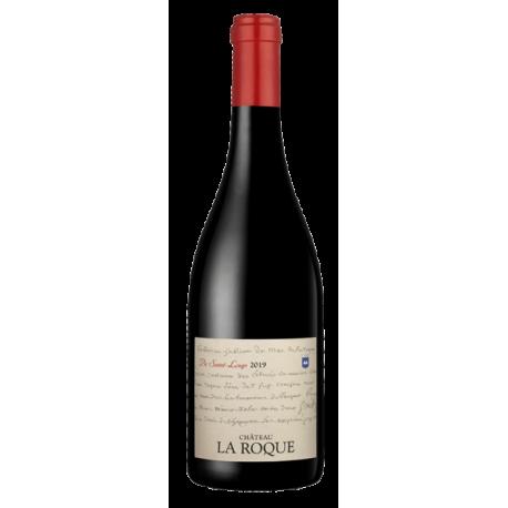 Pic Saint Loup rouge BIO - Château la Roque - 75cl