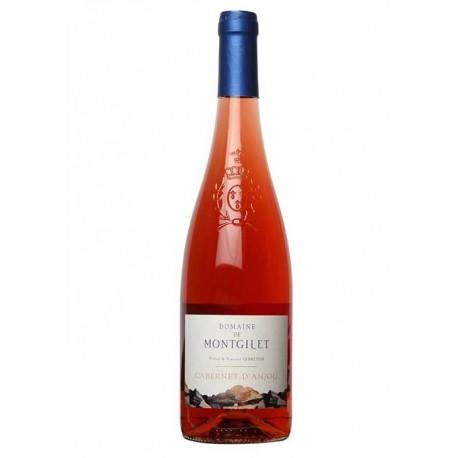 Cabernet d'Anjou rosé - domaine de Montgilet - 75cl