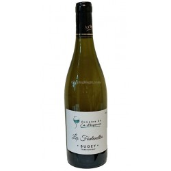 Chardonnay du Bugey Les Fontanettes - Domaine de la Pouponne