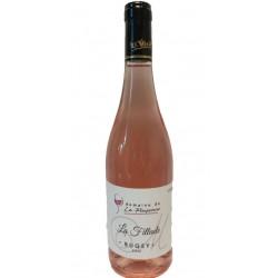 Bugey rosé la Filleule | domaine de la Pouponne | 75cl