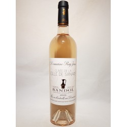 Bandol rosé AOC bio | Domaine Ray-Jane | 75cl