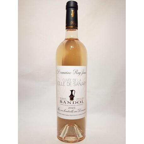 Bandol rosé bio | Domaine ray-jane | 75cl