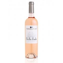 Magnum Côtes de Provence Belle Poule | Château Du Rouët |Rosé BIO 150cl