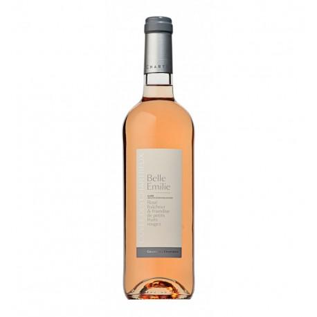 IGP Gard Belle Emilie | Cellier Des Chartreux | Rosé 75cl