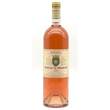 Magnum Bandol Rosé | Chateau De Pibarnon | BIO 150cl