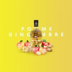 Rhum Arrangé Pomme Gingembre | Les Rhums de Ced | 35cl