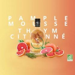 Rhum Arrangé Pamplemousse Thym Citronné Bio | Les Rhums de Ced | 35cl