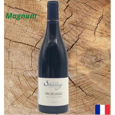 Magnum Meursault Rouge   Domaine Serrigny   150cl